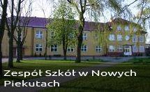 Szkoła w Nowych Piekutach