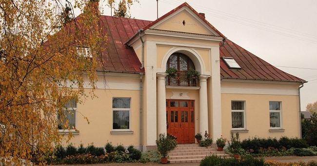 Plebania w Jabłoni Kościelnej