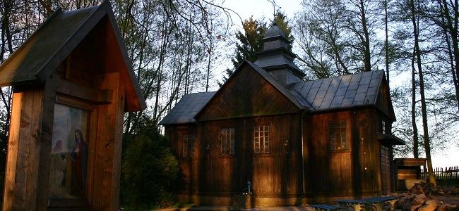 Kaplica na Krynicy