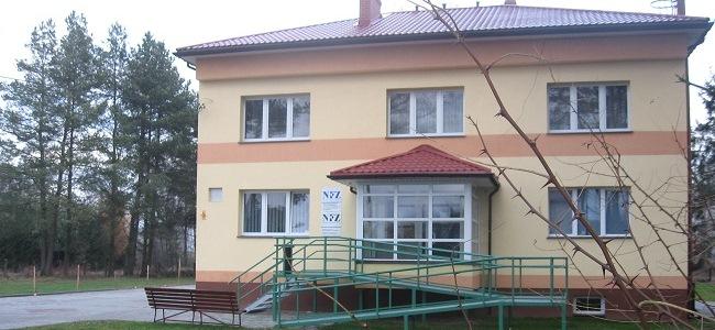 Ośrodek Zdrowia w Jabłoni Kościelnej