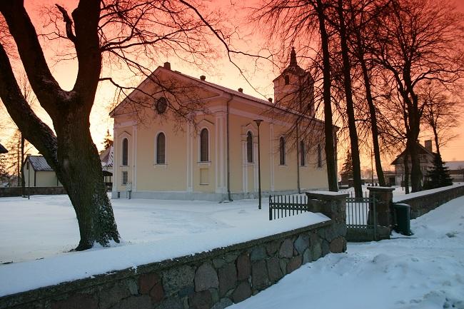 Kościół w Jabłoni