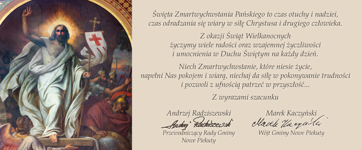 Gmina Nowe Piekuty