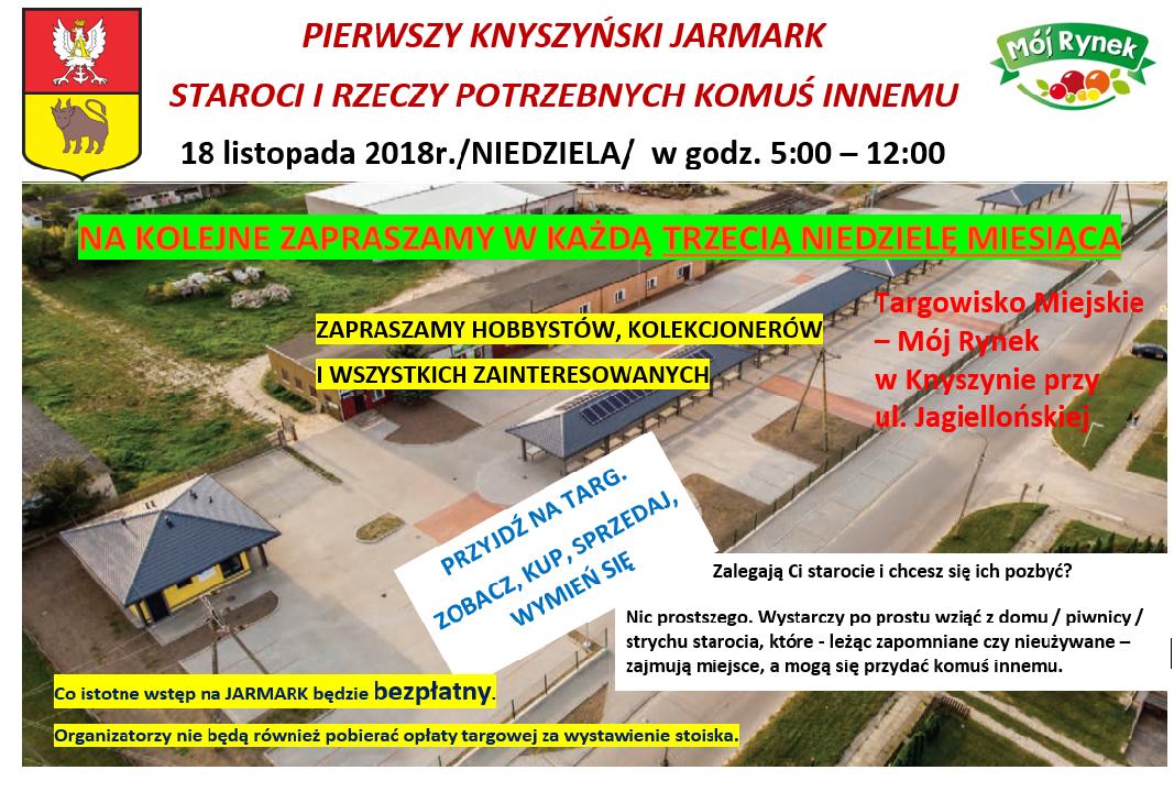 I knyszyński Jarmark Staroci